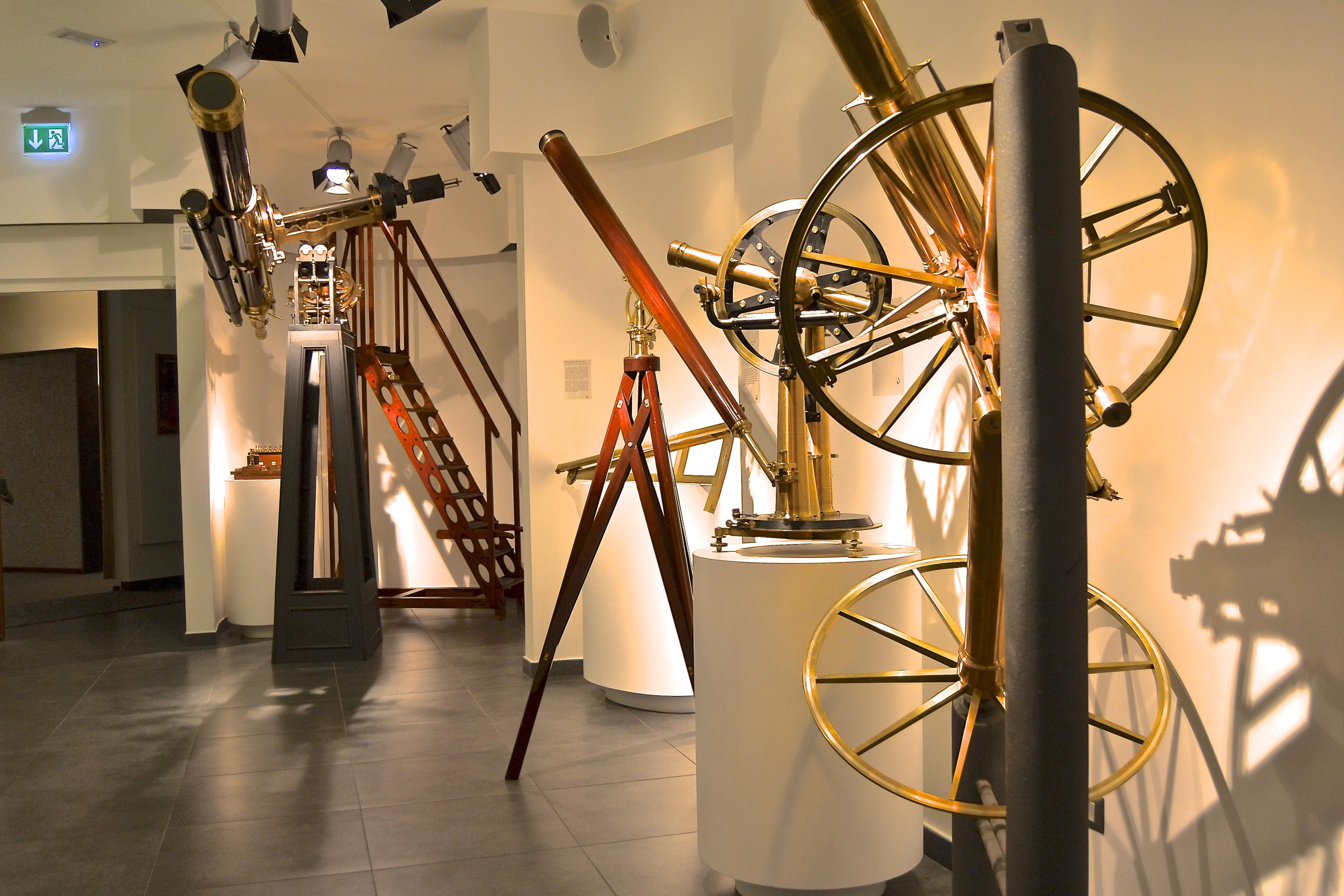 MuSA-Museo degli Strumenti Astronomici