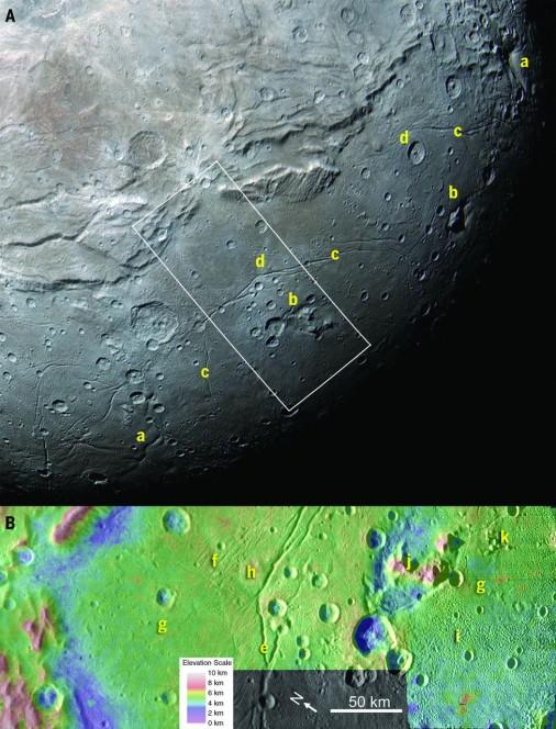 Vulcan Planum su Caronte