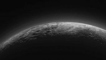 Plutone e la sua foschia