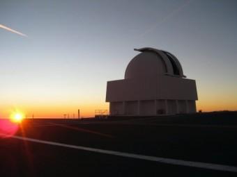 Uno dei telescopi robotici a Cerro Tololo, in Cile, usati per le osservazioni di HD 20782b. Crediti: Smarts