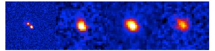 Un esempio di galassia che presenta una doppia componente strutturale. Crediti: HST / ACS.