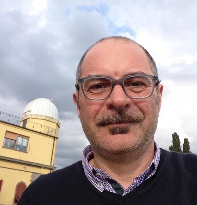 John Brucato, astrofisico ed esobiologo dell'INAF–Osservatorio Astronomico di Arcetri