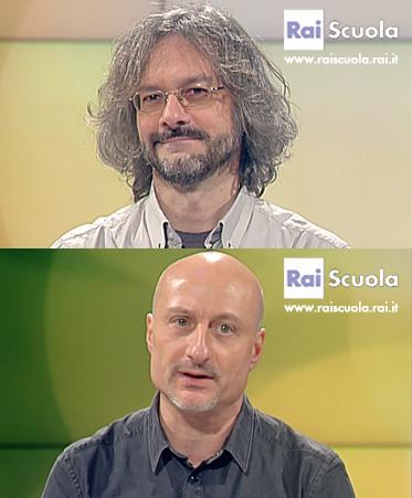 Andrea Possenti (in alto), direttore dell'INAF di Cagliari, parlerà delle pulsar. Stefano Borgani (in basso), direttore dell'INAF di Trieste, illustrerà le possibilità per lo studio dell'universo remoto che si apriranno grazie alla rete di radiotelescopi che costituirà SKA