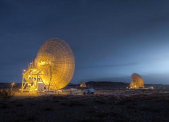 Un'immagine del Deep Space Network della NASA, dal quale si sono svolte le attività di controllo e recupero di Kepler. Crediti: NASA