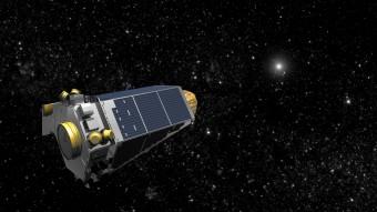 Rappresentazione artistica del telescopio spaziale Kepler. Crediti: NASA