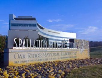 La Spallation Neutron Source al ORNL. Crediti: ORNL