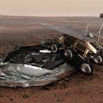 Il rover della seconda missione ExoMars. Crediti: ESA - AOES Medialab