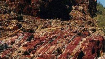 Il sito di Marble Bar, da cui provengono i campioni oggetto dello studio dell'Australian National University (ANU) pubblicato su Precambrian Research. Crediti: A. Glikson