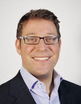 Sebastian Marcu, Managing Director della Design&Data, coautore della seria animata dedicata alla missione spaziale Rosetta dell'ESA.