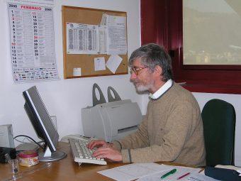 Il professor Aldo Vitagliano (per gentile concessione)
