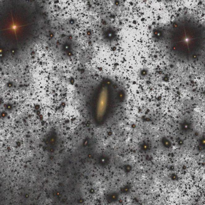 Crediti: Gran Telescopio CANARIAS / Gabriel Pérez (IAC).