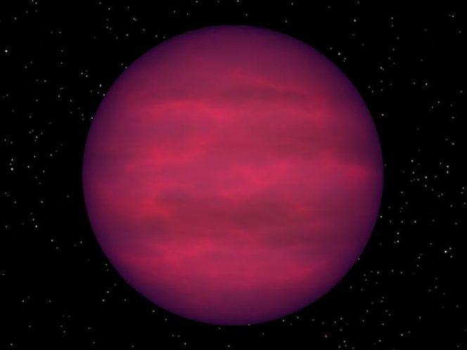 Rappresentazione artistica di una nana bruna. Crediti: R. Hurt/NASA