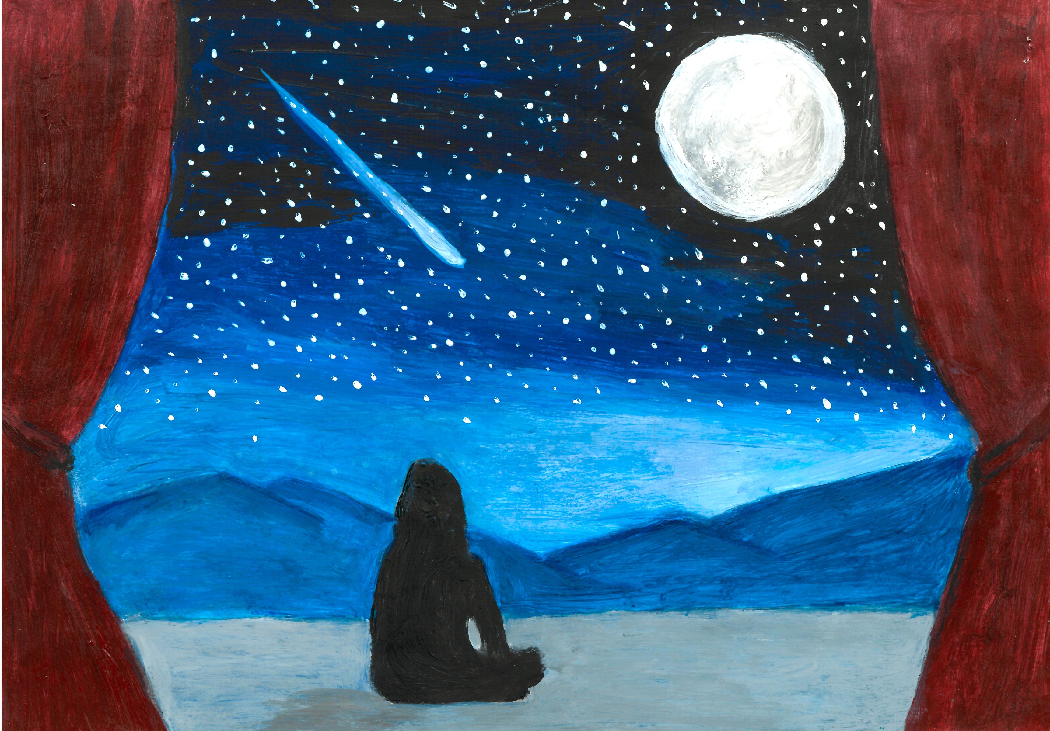 """""""Uno spettacolo universale"""", di Marzia (11 anni)"""