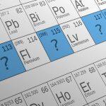Ecco dove sono stati posizionati questi elementi nella tavola periodica