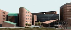 La futura sede del quartier generale di SKA a Bologna
