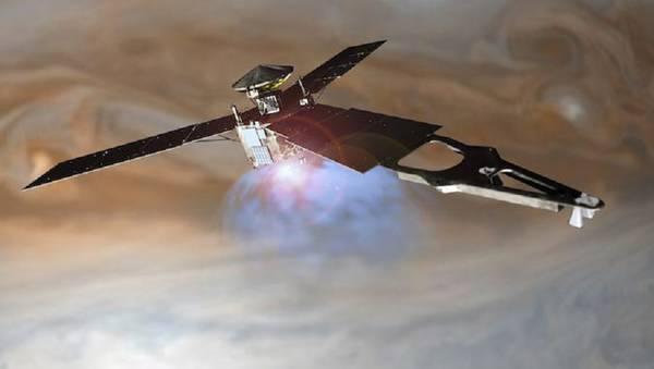Obiettivo centrato: Juno è nell'orbita di Giove