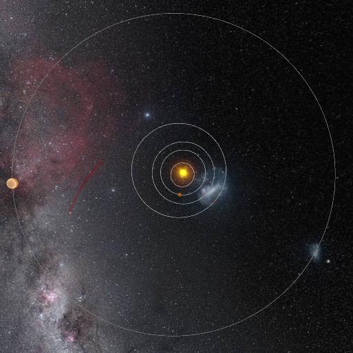 Ecco dove si troverà Rosetta il 30 settembre