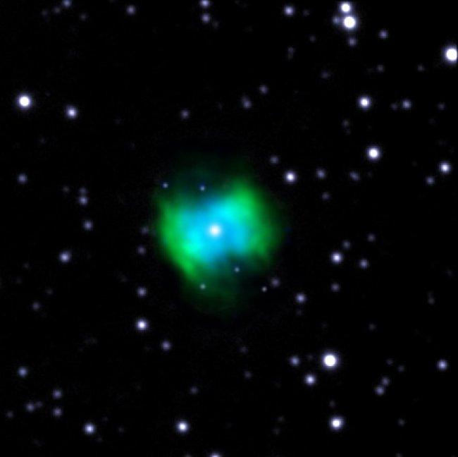 Un mix inedito per NGC 6778