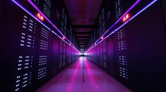 Il supercomputer cinese Tianhe-2. Crediti: Yutong Lu