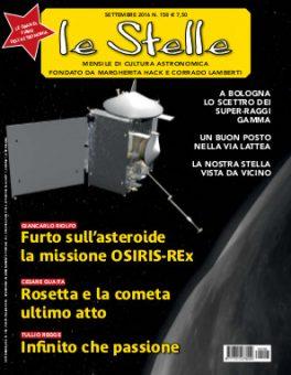 """""""l'astronomia"""" e """"Le Stelle"""", riviste di divulgazione scientifica astronomica"""