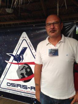 John Robert Brucato, INAF- Osservatorio Astrofisico di Arcetri.