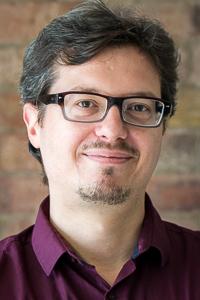 Luca Maltagliati, editor di Nature Astronomy. Crediti: Nature