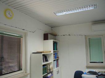 Il Centro di calcolo dell'INAF di Teramo dopo il sisma