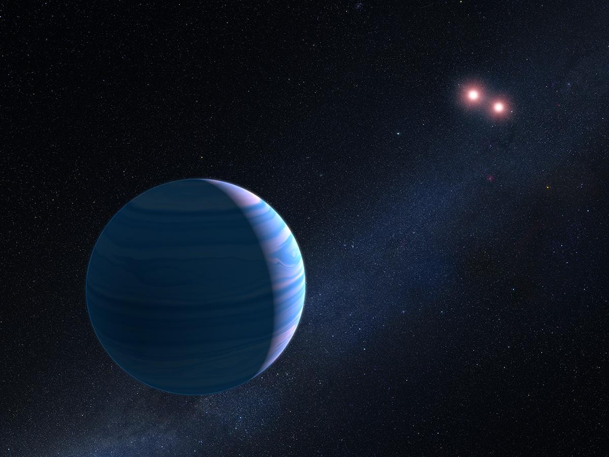 CreditI: NASA, ESA, and G. Bacon (STScI)