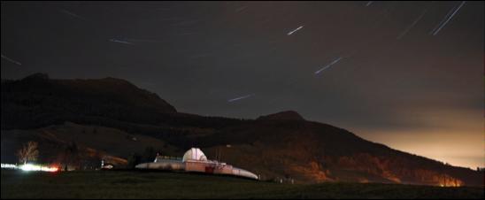 Osservatorio della Val d'Aosta a St. Barthelemy
