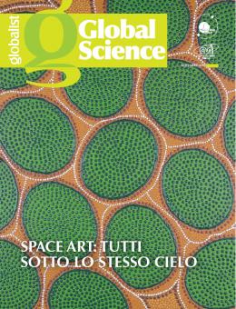 La copertina del numero dedicato al Festival della Scienza di Genova 2016