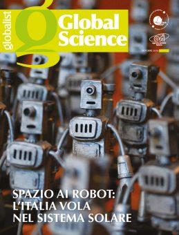 Il quarto numero di Global Science, tutto dedicato all'esplorazione robotica dello spazio, sarà distribuito gratuitamente al pubblico presente al Festival di Settimo Torinese