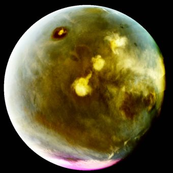 Crediti: NASA / MAVEN / University of Colorado