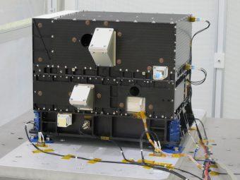 Lo strumento NOMAD. Crediti: Royal Belgian Institute for Space Aeronomy