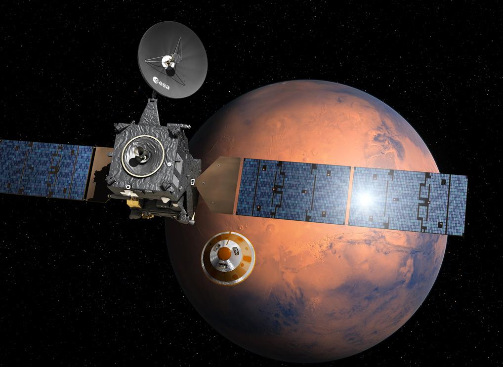 Ecco la missione ExoMars, verso la conquista europea di Marte