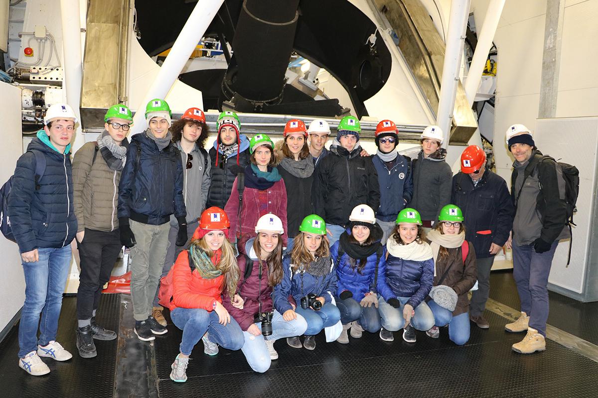 A bagno a ripoli c un liceo astronomico media inaf - Istituto gobetti bagno a ripoli ...