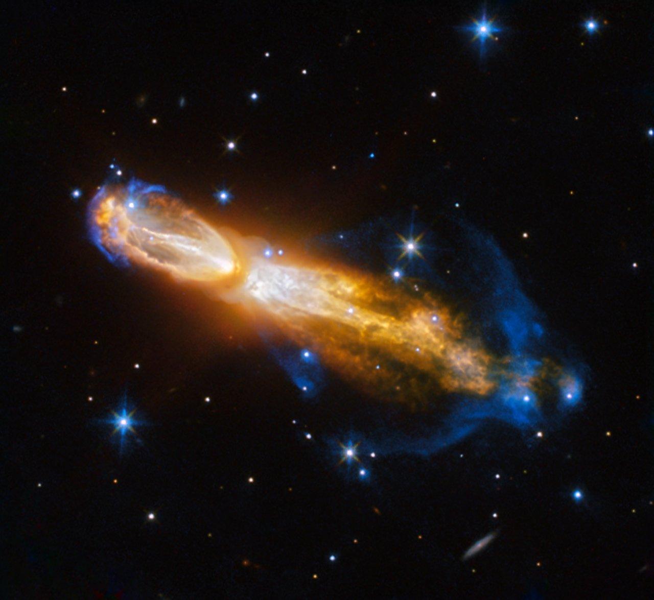 Hubble Rende Immortale La Morte Di Una Stella Media Inaf