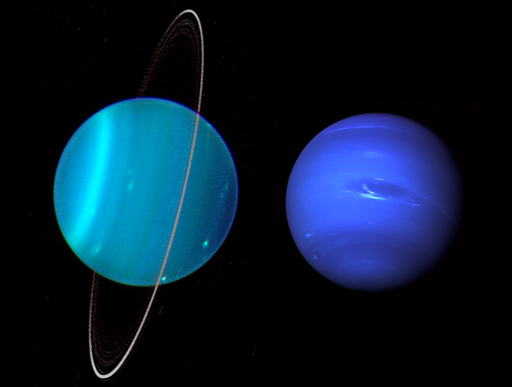Urano e Nettuno, presto toccherà a voi   MEDIA INAF