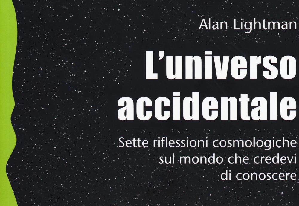Sette universi per Alan Lightman