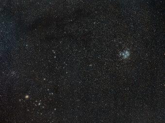 Trovato benzonitrile nel mezzo interstellare