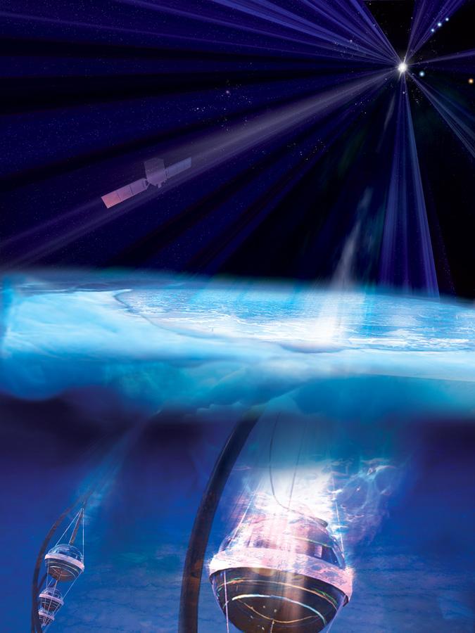 Emissione contemporanea di fotoni e neutrini