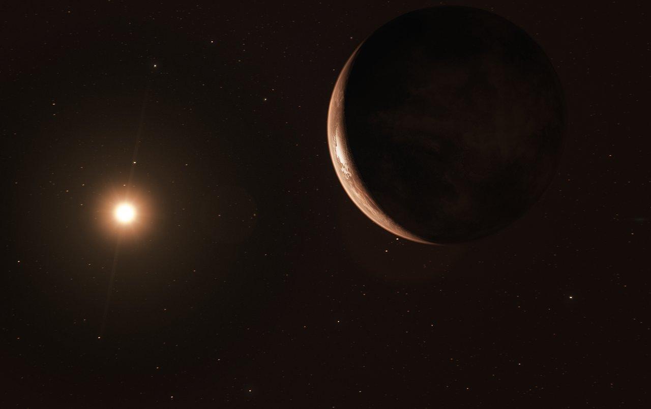 C'è una SuperTerra a 6 milioni d'anni luce da noi