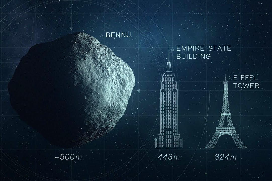 asteroide palla di fuoco