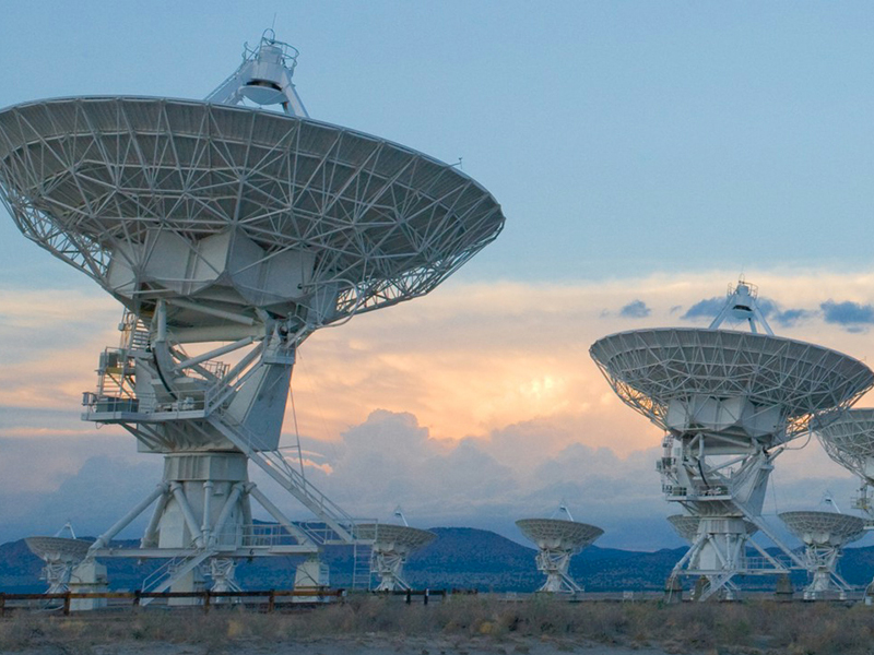 Very-Large-Array-(VLA-New-Mexico)
