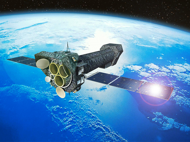 XMM-Newton-satellite