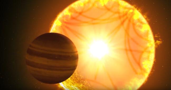 Quel simil-Saturno è un vero terremoto