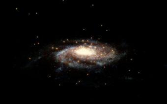"""Il """"peso"""" della Via Lattea? 1540 miliardi di soli"""