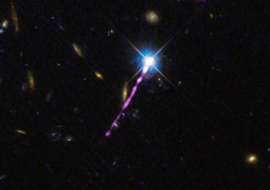 Se il quasar ha i bassi un po' attenuati