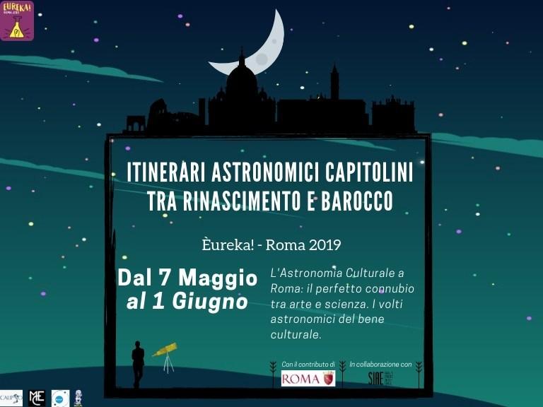 Le stelle su Roma tra Rinascimento e Barocco