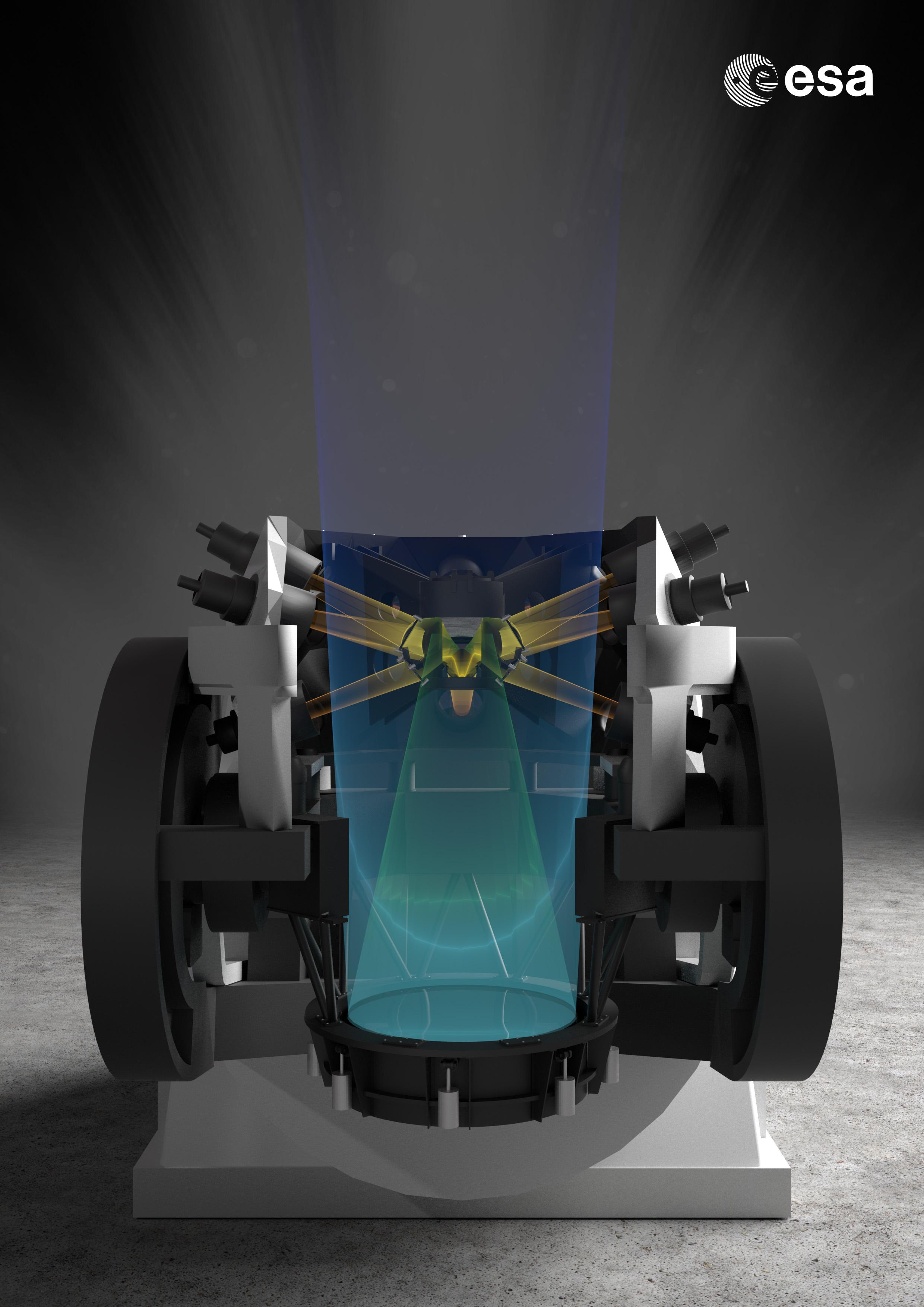 Flyeye, una sentinella per il rischio asteroidi