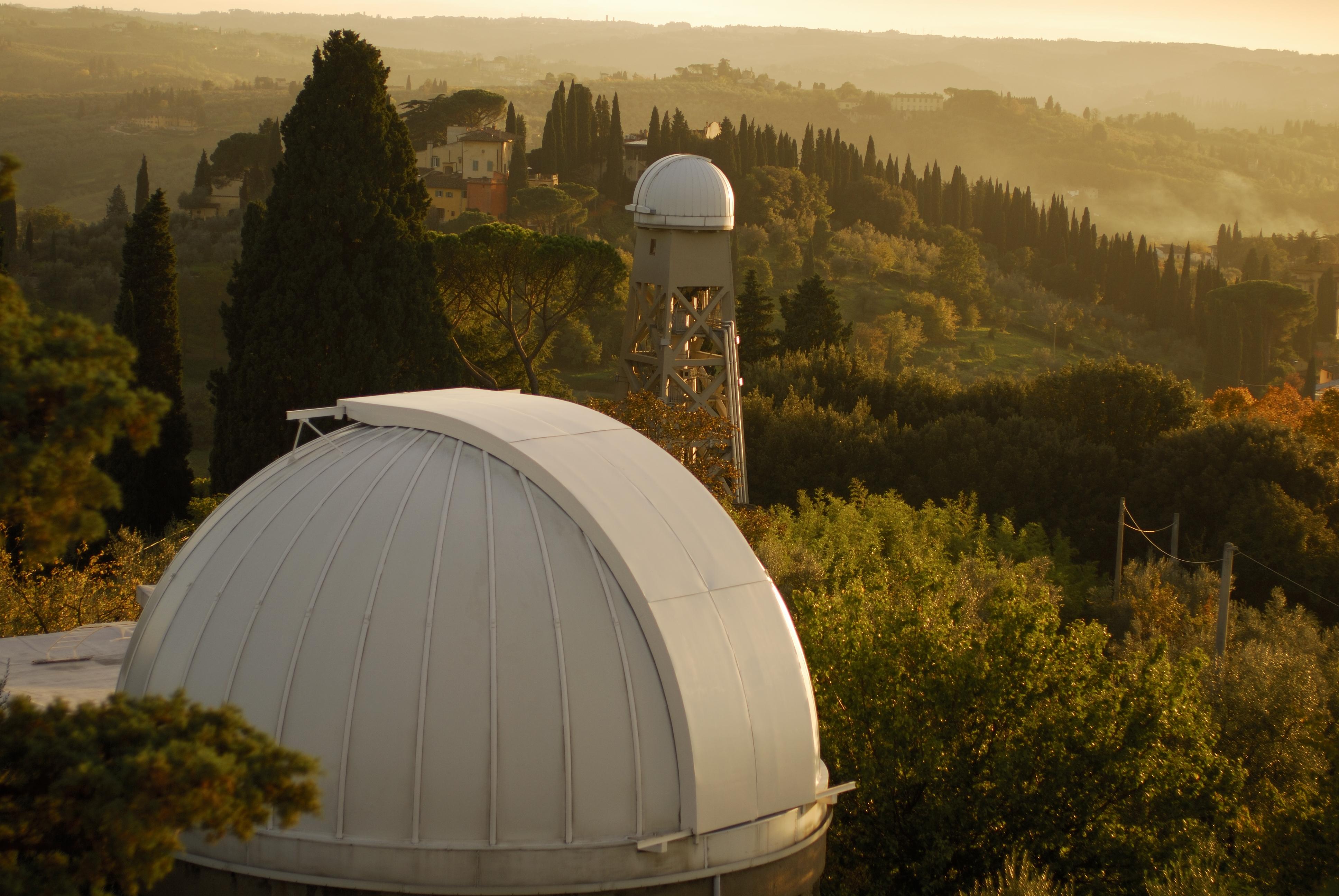 Festa ad Arcetri per i 150 anni dell'Osservatorio
